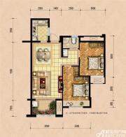 龙湖名城B22室2厅85.13㎡