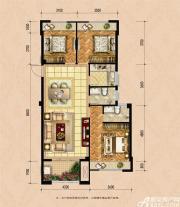龙湖名城D33室2厅101.35㎡