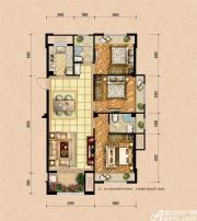 龙湖名城E63室2厅112.52㎡