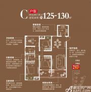 锦润悦府C4室2厅125㎡