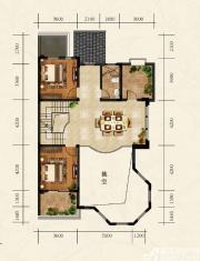 高速云水湾双拼SP2二层2室1厅329.67㎡