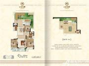 一里洋房C23室2厅121㎡