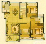 新华联梦想城D3户型3室2厅123㎡