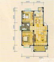 安正御龙湾B12室2厅89㎡