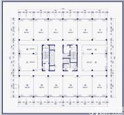 尚泽大都会商办空间8-22层户型2室2厅65㎡