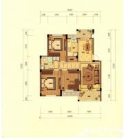 乾北金色玫瑰C3户型3室2厅108㎡