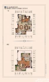宿州院子D1-3a4室2厅136.05㎡