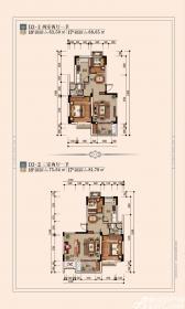 宿州院子D3-12室2厅63.5㎡