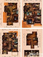 原树提香H1户型7室4厅314.32㎡