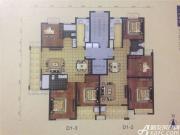 天景庄园D3室2厅115㎡