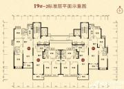 恒大城(19#-2)02#03#户型3室2厅120㎡