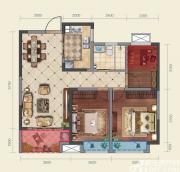 信地潜龙湾B1-B3室2厅87.18㎡