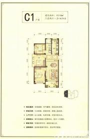 新安印象C13室2厅110㎡