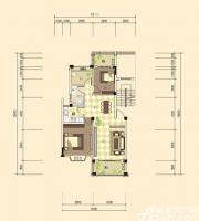 志城江山郡F-1(2—3)2室2厅90.5㎡