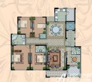 金海岸名邸A2户型  5室2厅3卫5室2厅235.47㎡