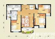 安庆碧桂园J472-b户型3室2厅96.57㎡