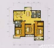 富春国际花园C2户型3室2厅126.9㎡
