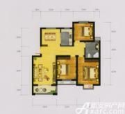 富春国际花园B1户型3室2厅102.4㎡