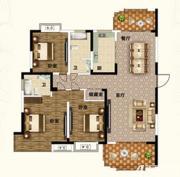 山水文苑H13室2厅121.9㎡