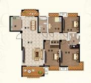 山水文苑J34室2厅137.06㎡