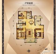大发宜景城3期C3户型3室2厅119.22㎡