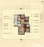 汇峰广场E2 E3户型3室2厅140.04㎡