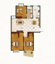 百蕊宜城水岸三期J3室2厅130.54㎡