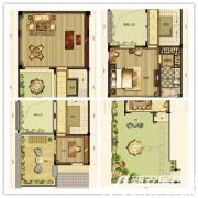 伟星公园大道壹号和院0306户6室5厅372㎡