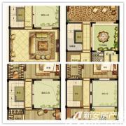 伟星公园大道壹号和院0405户7室2厅360㎡