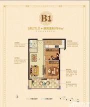 丽丰一品B12室2厅68㎡
