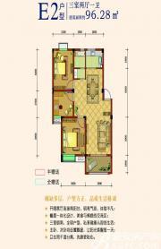 通和·凤凰城E23室2厅96.28㎡