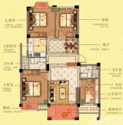 志城江山郡H11#楼B户型4室2厅101.16㎡