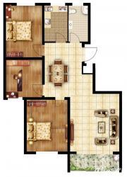 砀城一品115㎡3室1厅115㎡
