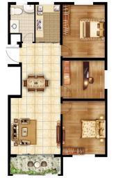 砀城一品118㎡3室1厅118㎡