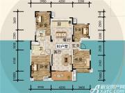 宜秀蓝湾B24室2厅135㎡