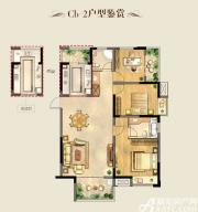 明天城市广场Cb-2 三室两厅两卫3室2厅112.47㎡