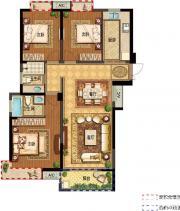 翰林公馆G23室2厅120㎡
