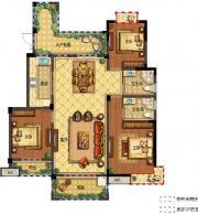 翰林公馆C1'3室2厅128㎡