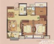 东方樾府C13室2厅89㎡