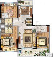 碧桂园天玺YJ115T3室2厅115㎡