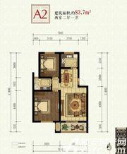 书香雅苑A22室2厅83.7㎡