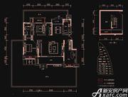 新华御府Y5户型3室2厅140㎡