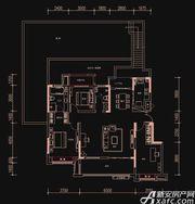 新华御府Y6户型3室2厅150㎡