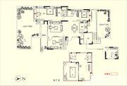 三巽琅琊府(三悦澜山)C1户型4室2厅140.62㎡