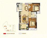 银湖福安家园C22室2厅80.33㎡