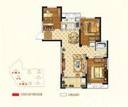银湖福安家园C13室2厅99.77㎡