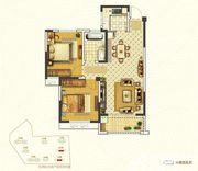 银湖福安家园B22室2厅90.3㎡