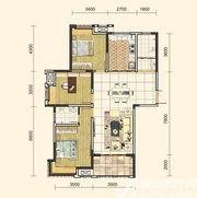 地矿龙山湖苑G-D33室2厅126㎡
