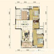 地矿龙山湖苑G-C23室2厅116㎡
