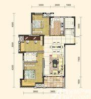 地矿龙山湖苑G-C33室2厅116㎡